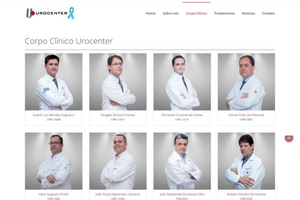 urocenter-corpo-clinico